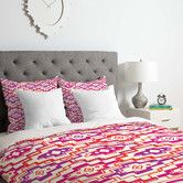 Found it at Wayfair - Zoe Wodarz Hot Southwest Duvet Cover Set