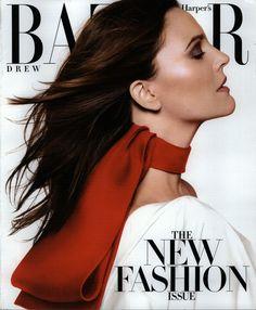 Harper's Bazaar, Drew Barrymore
