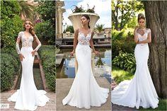 6 Wedding Dress Designers We Love for 2017 | Deer Pearl Flowers - Part 4