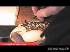 Documentaire sur la Manufacture de Sèvres - YouTube