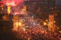 Warszawa, Dzień Niepodległości/Independence Day 11.11.2017