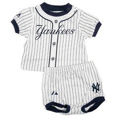 Newborn New York Yankees Clothing - Yankees Newborn Clothes, Apparel, Gear at MLB.com Shop