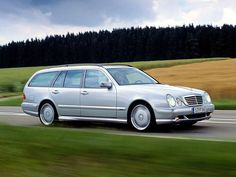 Mercedes-Benz E 55 AMG T-Modell (S210) '1999–2002