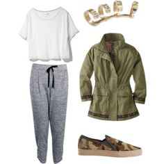 How to Wear: Jogger Pants   Her Campus