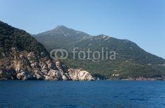 Rocks And Sea - Elba Island