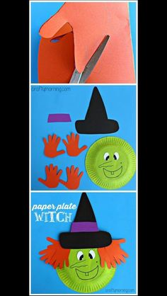 Plate witch