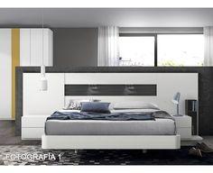 Dormitorio Moderno 60