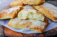 Focaccine di semola alla ricotta panini sardi vickyart arte in cucina