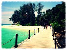 Batu Batu Resort, Malaysia South China Sea