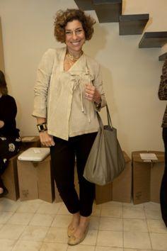 Casual Looks para mulheres 50 anos e + | Blog da Mari Calegari