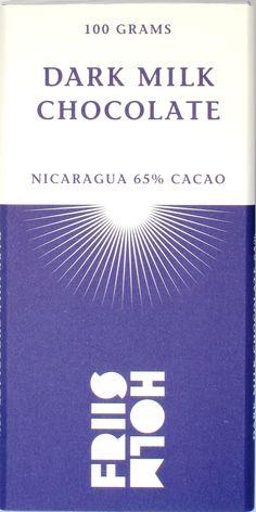 Friis-Holm Dark Milk Chocolate 65%