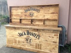 This home bar was made by The Cornish Rec guys!  Please contact for anything made from reclaimed wood.