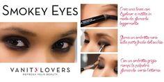 Smokey Eyes ... Ecco come realizzarlo! Pencil Eyeliner, 50 Euro, Laura Mercier, Smokey Eye, Make Up, Eyes, Girly, Beauty, Makeup