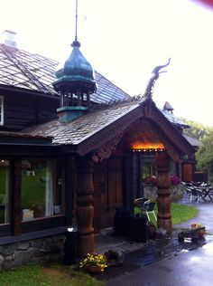 Hotel Elseveter #Lom #Norway