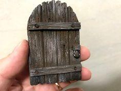 cómo hacer una puerta de madera - YouTube
