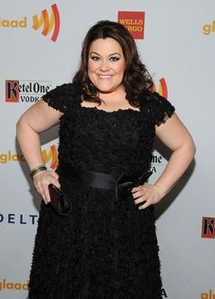 """How gorgeous does Brooke Elliott look at the GLAAD awards this weekend? She was there to an accept an award for """"Drop Dead Diva."""""""