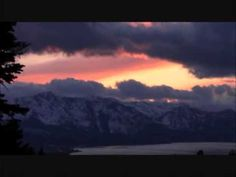Slider Cat's Sunsets- Lake Tahoe