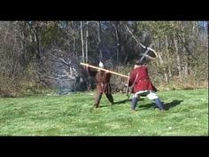 Viking Fighting Moves from the Sagas: 7