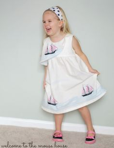 Figgy's Heavenly Tour: The Ethereal Dress - sweet fabric
