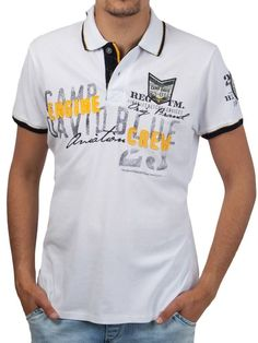 Camp David ® Polo Shirt Engine Crew 81a0ada24ecfe