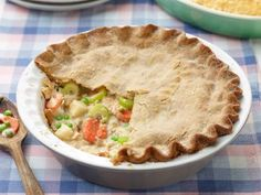 Chickless Pot Pie Recipe | Trisha Yearwood | Food Network