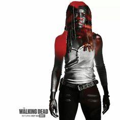 Michonne #twd season 7