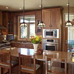 The Wright Stuff - traditional - kitchen - toronto - Harvest House Craftsmen
