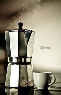 Moka  coffee...