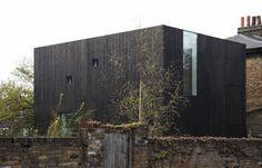 Sunken House/2007/Adjaye Assocates