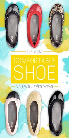TRUTH! Ja-Vie's are so comfortable that they're even better than bare feet.