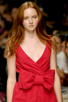 Lily Cole ♥