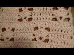 Puntada a crochet,  rápida y divertida. Muestra No. 59 - YouTube