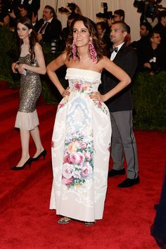 The Met Gala 2013: The Best of the Red Carpet - Coco Brandolini