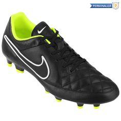 Botines Nike Tiempo Genio Leather FG - Netshoes b4ac534750814