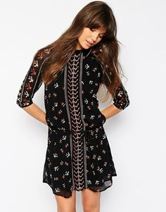 Maison Scotch are one of my all time fave brands! This dress is no exception!