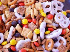 yummy fall mix