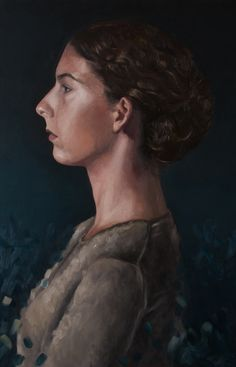 Rosa Boomsma is a Dutch Realism Painter, mainly known for portraits and her magical realism.