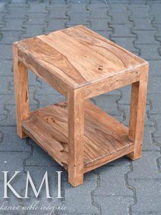 """stolik """"Smart"""" http://karinameble.pl/pl/p/stolik-Smart-natural/1416 Mały, sympatyczny stolik dla którego z pewnością znajdziesz wiele zastosowań. Możesz postawić go w salonie, obok sofy pod lampę lub jako dodatkowy stolik kawowy. W sypialni sprawdzi się w roli szafki nocnej.  Stolik ma wszechstronne zastosowanie, prosta bryła o lekko zaoblonych krawędziach sprawia że meble ładnie wygląda w zestawieniu z innymi elementami wyposażenia."""