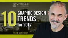 10 Trends In Graphic Design for 2017 - YouTube