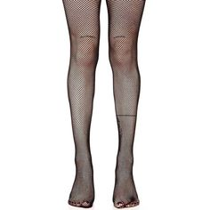 Everyday Slay Fishnet Stockings ❤ liked on Polyvore featuring intimates, hosiery, tights, doll tights, doll stockings, gothic stockings, fishnet pantyhose and fishnet hosiery