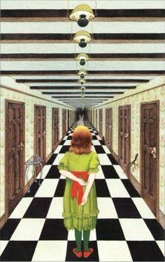 Anthony Browne's Alice Adventures in Wonderland - MacRae, 1988