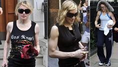 Want Madonna arms? Get in a GYROTONIC® class