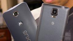 Samsung Galaxy Note 4 vs Nexus 6 blind camera comparison: you choose the better phone Camera Comparison, Latest Camera, Google Nexus, Camera Reviews, Galaxy Note 4, Camera Phone, Best Phone, You Choose, Industrial Design