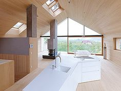 Ein Dach fürs Leben | Holzbau Austria - Das Fachmagazin für den österreichischen Holzbau