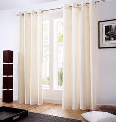 Velvet Eyelet Room Darkening Curtains Home Essence Size: Width x Drop Colour: Cream Home Essence, White Curtains, Curtains, Drapes Curtains, Home, Cream Curtains, Curtains Pair, Sheer Cream Curtains, Velvet Curtains