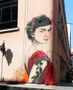 Amazing Huge Street Art on Building Walls (19)