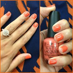 Are we there yet? OPI gel polish  I wear this color A LOT!!!!