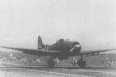 Daichi D3A1 Val taking off from Soryu