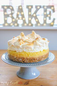 My Gluten Free Lemon Meringue Pie Recipe w/ Buttery Biscuit Base (dairy free, low FODMAP) Fodmap Recipes, Lemon Recipes, Pie Recipes, Baking Recipes, Dessert Recipes, Fodmap Foods, Fodmap Diet, Pudding Recipes, Recipies