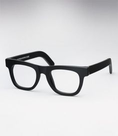 1883e6e20e5 Super Ciccio Optical Matte Black